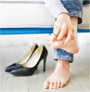 罨到病:「香港腳」常見甩皮 可惹癬上身