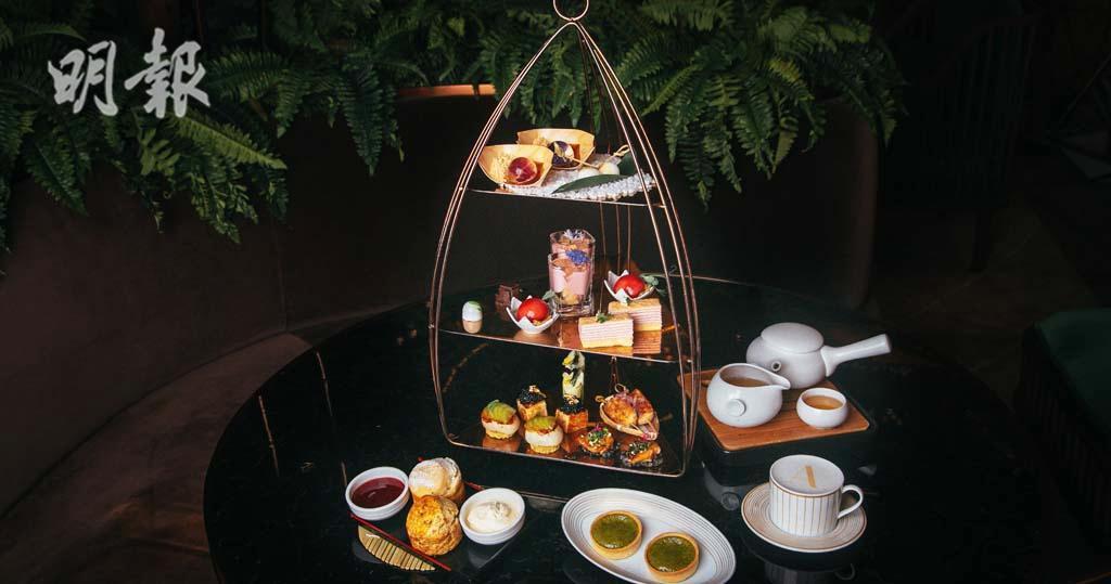 OL閨蜜下午茶之選 K11 MUSEA Artisan Lounge和風下午茶 全日供應