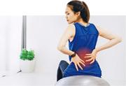 個人化治背痛 建「天然腰封」