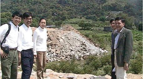 地產商搵政府老襯系列:「土地共享」之林村社山故事