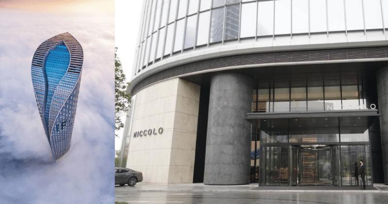 蘇州之巔 尼依格羅酒店傲立雲端 天際地標「領航」低調奢華新體驗
