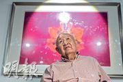 戚本禹早前接受本報專訪,談到有關1989年六四運動的看法。(鄧宗弘攝)