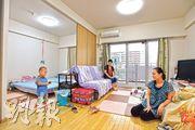 東京 848呎3房戶 索價210萬