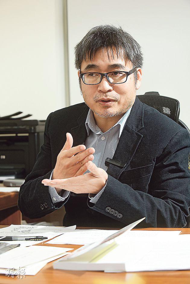 野百合研究生顧問團成員、中央研究院社會系研究員吳介民