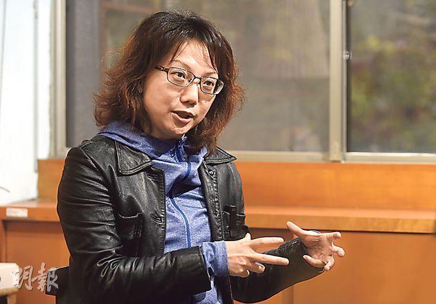 野百合輪值總指揮之一、台大社會系教授范雲