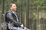王丹認為,雨傘運動非常成功,為香港的未來奠定政治基礎。(陳淑安攝)