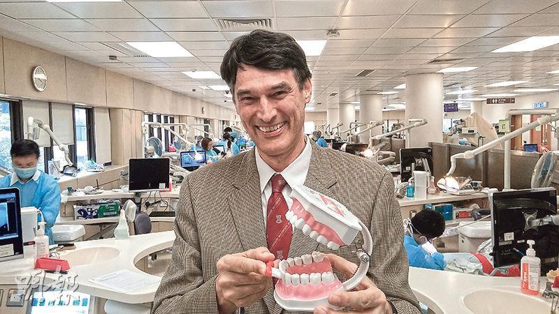 QS﹕港大牙科世界第二