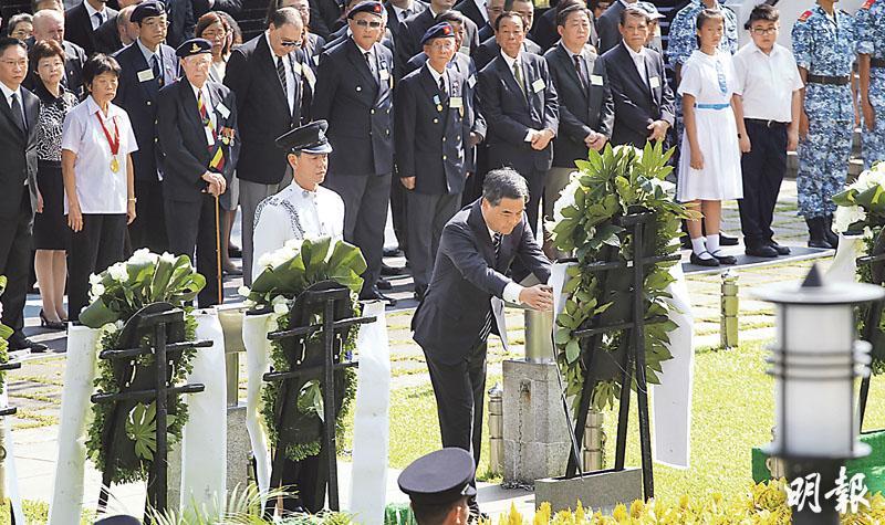 9月3日抗戰勝利 擬隨內地放假