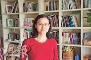 廣州中山大學性別教育與研究中心副主任柯倩婷