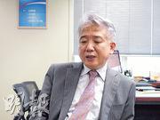 韓國外交部東北亞事務局長李相德稱,韓國希望日本在「慰安婦」問題上拿出更大誠意。(林康琪攝)