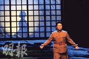李瑋參演的歌劇《秋子》劇照。(受訪者提供)