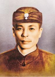 國軍團長謝晉元