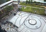 公民廣場  由學民而起