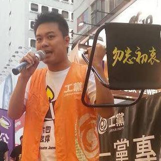 工黨夏希諾稱,會透過網上和地區工作與選民接觸。(網上圖片)