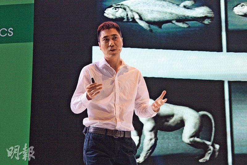 剛辭任華大CEO另立門戶的王俊表示,「應讓人人都能免費測基因」,相信一個新興產業將要來臨。