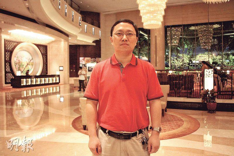 中國科學院深圳先進技術研究院博士生導師周豐豐認為,內地每間醫院都應有遺傳諮詢師。(楊立贇攝)