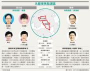 九龍東建制票倉  傘兵泛民齊攻堅  觀塘近三成候選人自動當選 全港最多