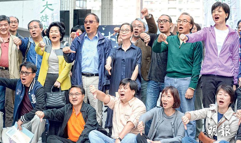 97%投票校友反對李國章掌校委  逾4400人投票  港大:尊重結果