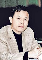 廣州市社科院研究員彭澎。(資料圖片)
