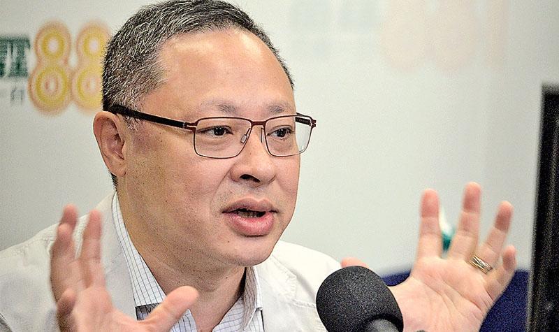 助選委選特首  戴耀廷研推公投  下周晤民主派議員