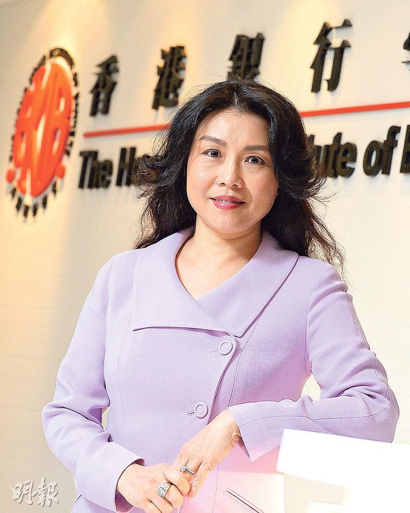 香港銀行學會行政總裁梁嘉麗表示,前線財資部門會傾向招聘有相關知識儲備的求職者。