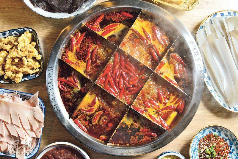 愛「滾」季節來了 舌尖上的名鍋  辣到香港