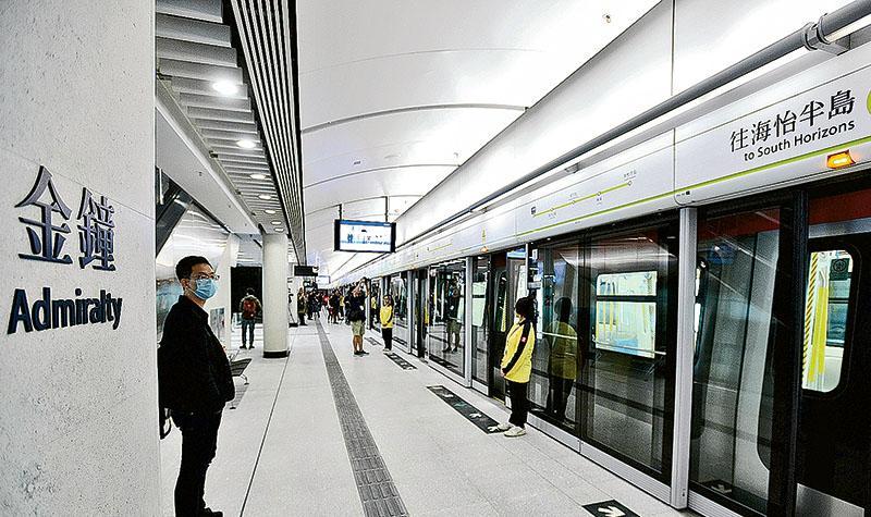 本月28日通車 學者估算客量壓力  南港島線恐迫爆金鐘 要等5班車