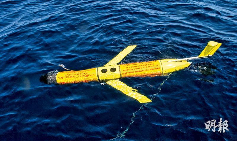 中國南海截獲美無人潛航器  美促歸還中方未回應