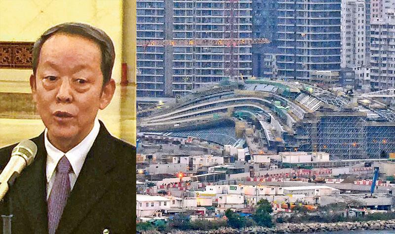 王光亞料一地兩檢月中有進展  運房局﹕一地兩檢需設「內地口岸區」