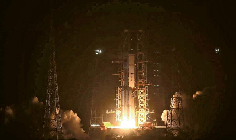 天舟一號升空 6噸物資送「天宮」  3度對接  13項太空實驗