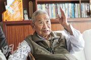 前新華社香港分社統戰部長何銘思,認為六七暴動期間左派的過激行為,是陣營內「唯上」文化的產物。(李紹昌攝)