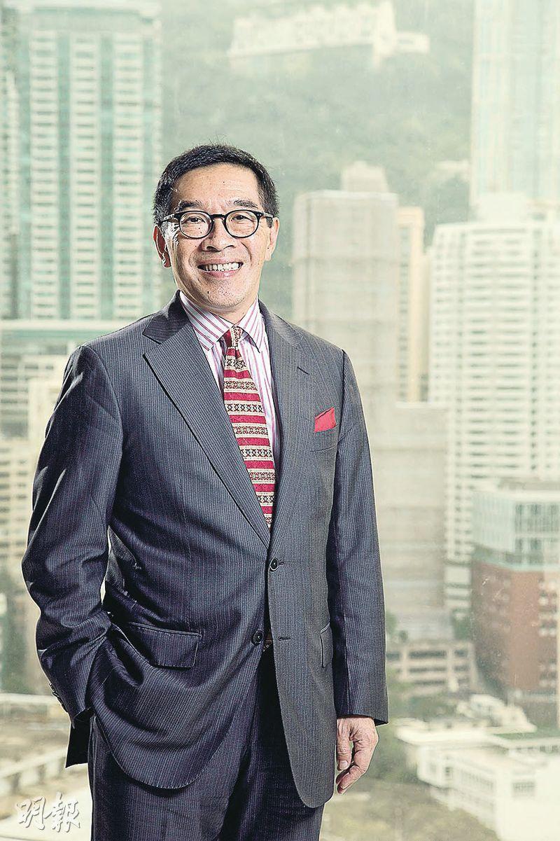 證監會主席唐家成表示,將外國公司納入現有互聯互通機制,對外國公司來說,供內地資金參與買賣,可吸引外國公司來港上市。(資料圖片)