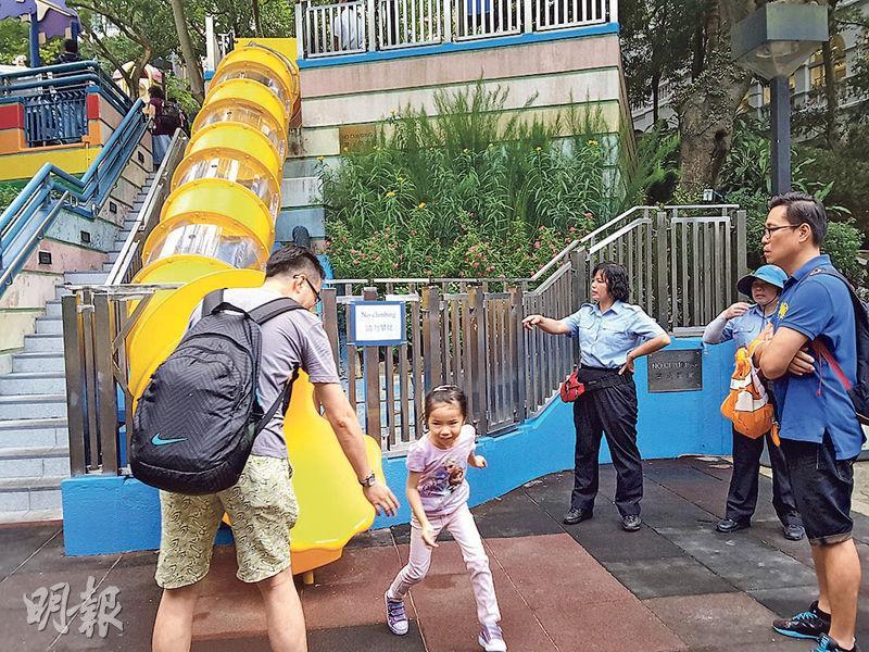 康署滑梯99%不逾兩米高 立會研究:公園設計單調乏味