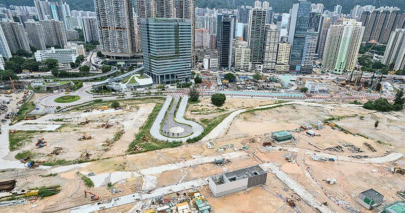 啟德再推住宅地 問鼎地王  可建近1500伙 最高估值238億