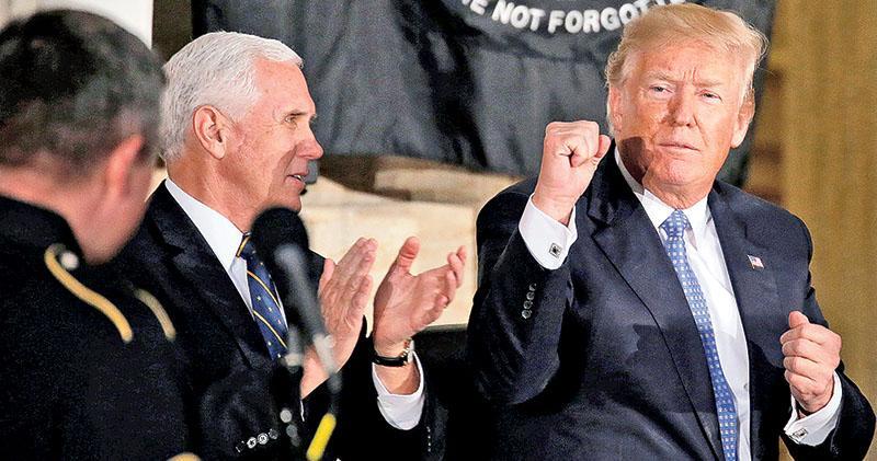 「人民公敵」言論 被指損新聞自由助長專制 特朗普頒「假新聞獎」 黨友轟如斯大林