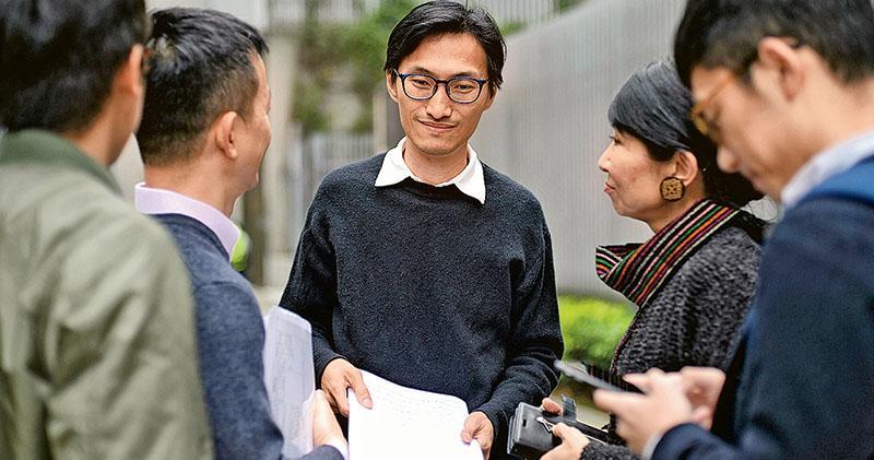 馮檢基:有進步民主派施壓阻出選 朱凱廸否認 披露有Plan D共識