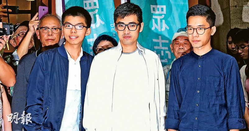 「雙學三子」獲和平獎提名  劉兆佳:京或視挑釁