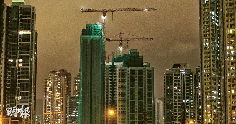 新居屋呎價破萬創新高 3月推3盤4431伙 售價159萬至630萬