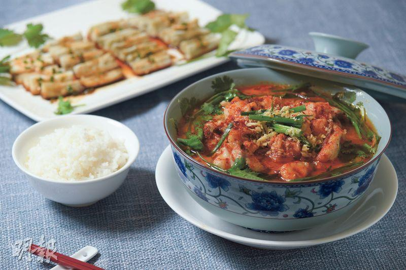 四川達人教煮兩味 自製水煮魚 想幾辣都得