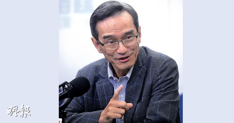 黃遠輝:交通基建誘改劃農地建屋 地產商會支持 議員﹕惹官商勾結疑慮