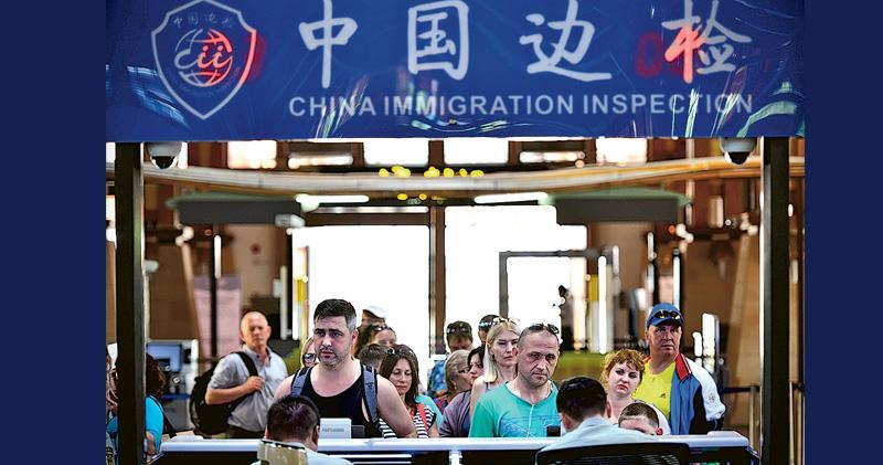 海南擬設「外國遊客區」 可上fb  提升旅遊行動計劃 提賽馬彩票