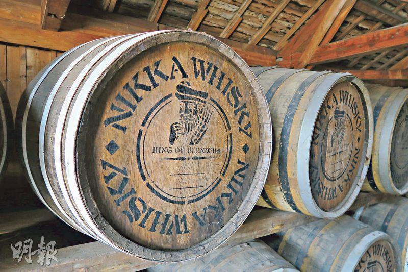 多了一點溫婉的日本威士忌