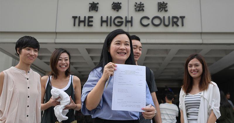 「行李門」裁定違反同行同檢 空姐勝訴 法庭受理後政府修例 官:明顯針對官司