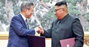 朝韓簽宣言 無核化邁小步 金正恩允拆設施 缺時間表具體內容