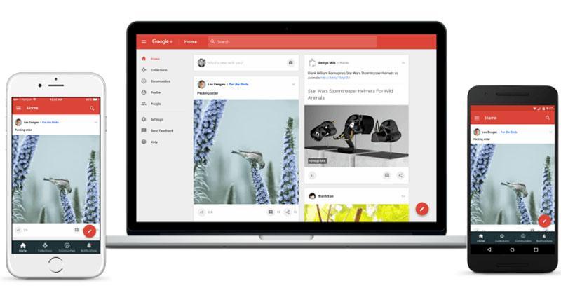Google+泄私隱  個人版明年全停 API漏洞影響50萬人 怕損商譽瞞報半年