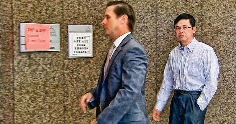 涉藏戀童照 「千人計劃」學者否認控罪 謝克平得州任職癌症中心 FBI查間諜行為