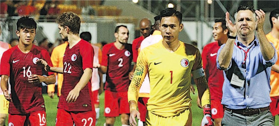 港足友賽1球不敵泰國 開賽2分鐘失守 新帥韋特讚麾下積極搶攻