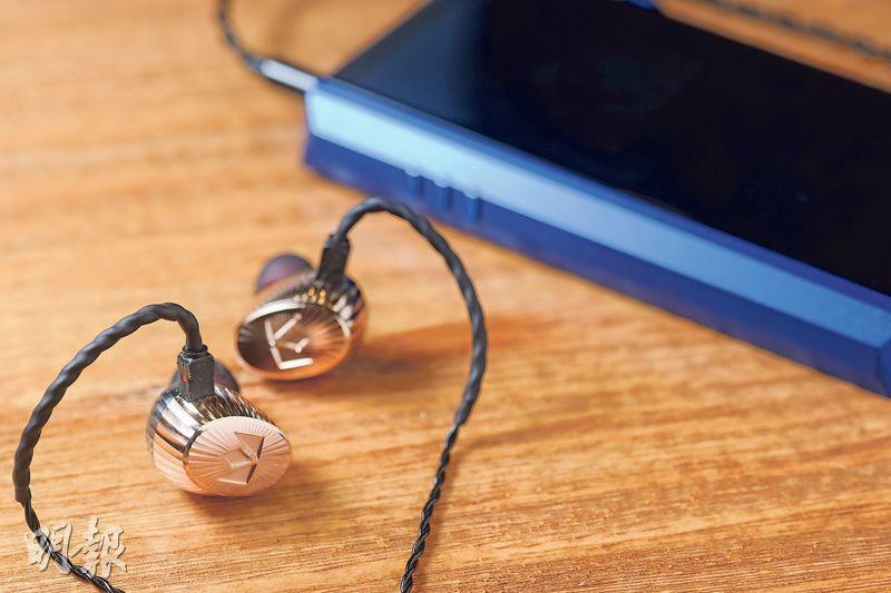 全球限量150對  黃銅耳機  10單元還原音色