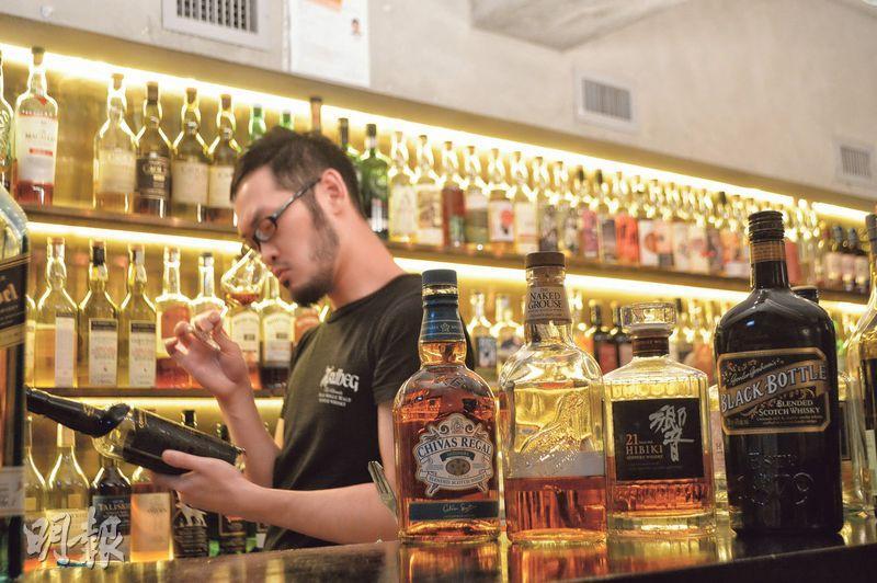 調和式威士忌 「雜牌軍」拼湊醉人佳品
