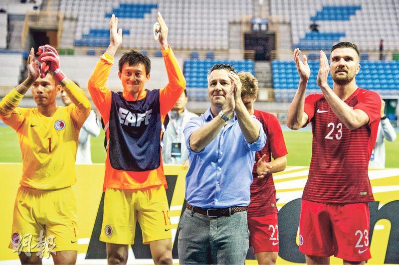 港足賽和朝鮮保出線希望 周五求大勝蒙古 爭入東亞錦決賽周